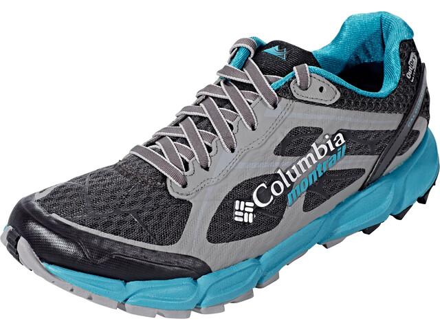 Columbia Caldorado II Outdry Shoes Dame dark grey/sea level